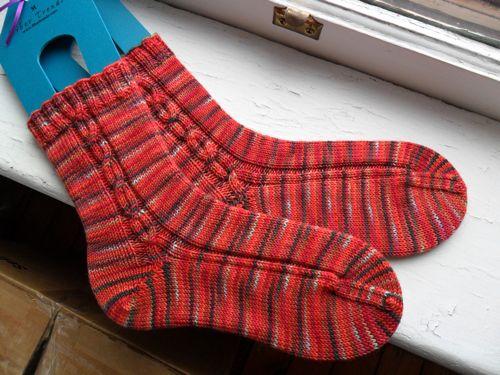 Easygoing socks