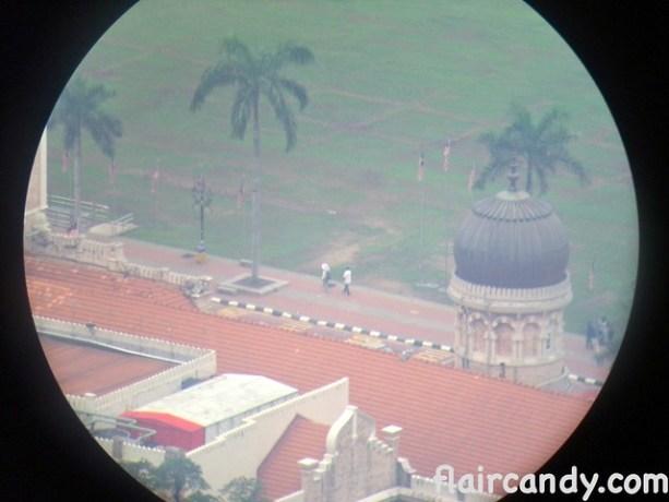Merdeka Square from KL Tower