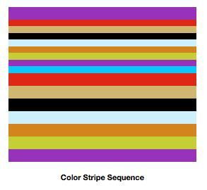 ChevyColorchart