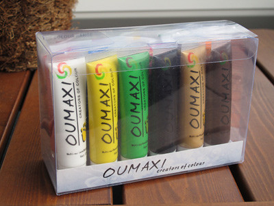 Oumaxi Acrylic Paints