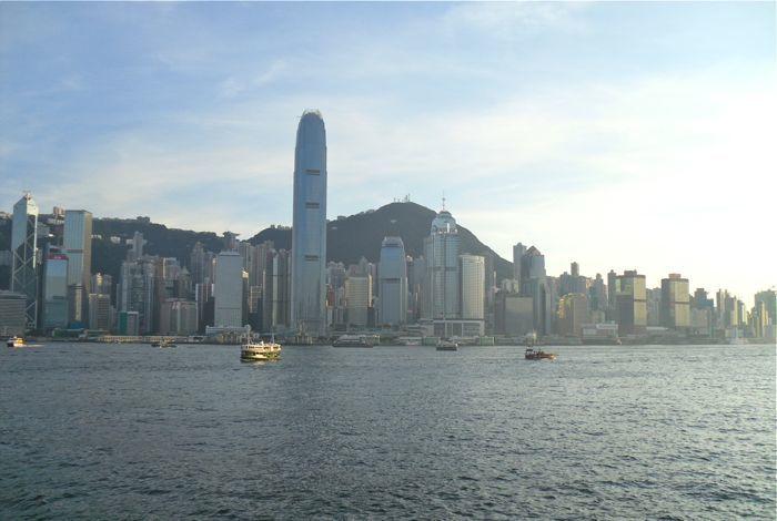 HK Skyline Day