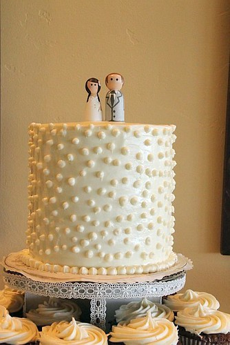 Cake Toppers for Muzzi Wedding