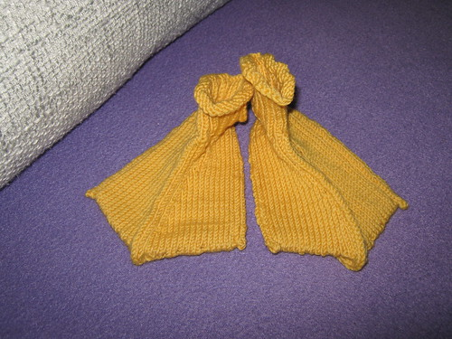 Duck Baby Socks by Frl. Fuchs