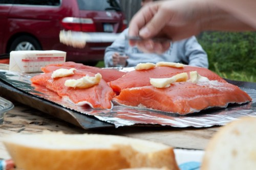 {How to} Grill Salmon