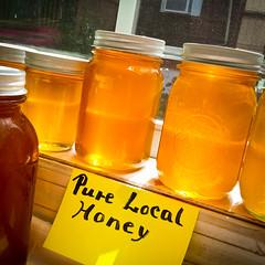 Pure Local Honey