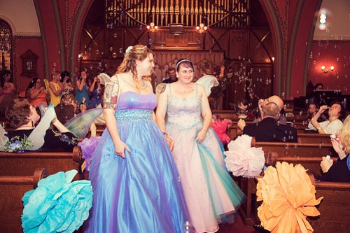 SPARKLE WEDDING! <3