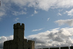 Caernarfon Castle Views