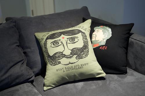 diy make a souvenir t shirt pillow brooklyn limestone