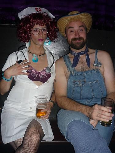 Nurse & Farmer