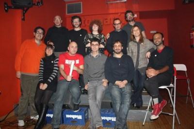 La Isla de Encanta en el V Aniversario del Fotomatón Bar