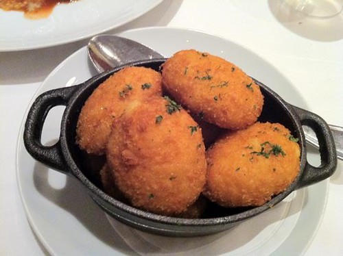 Potato Croquettes Manzo at Eately