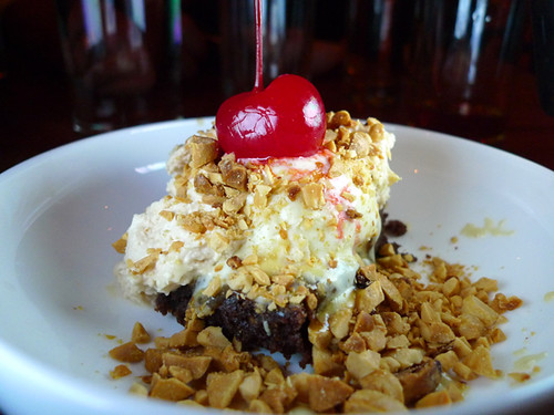 Foie Brownie Sundae