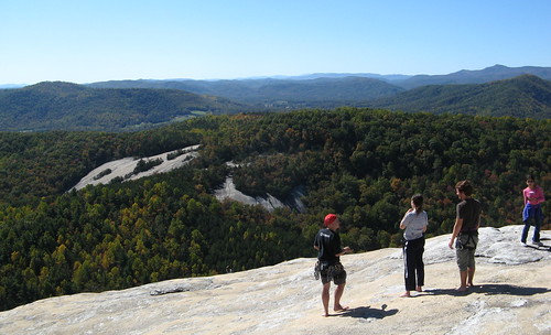Stone Mountain summit
