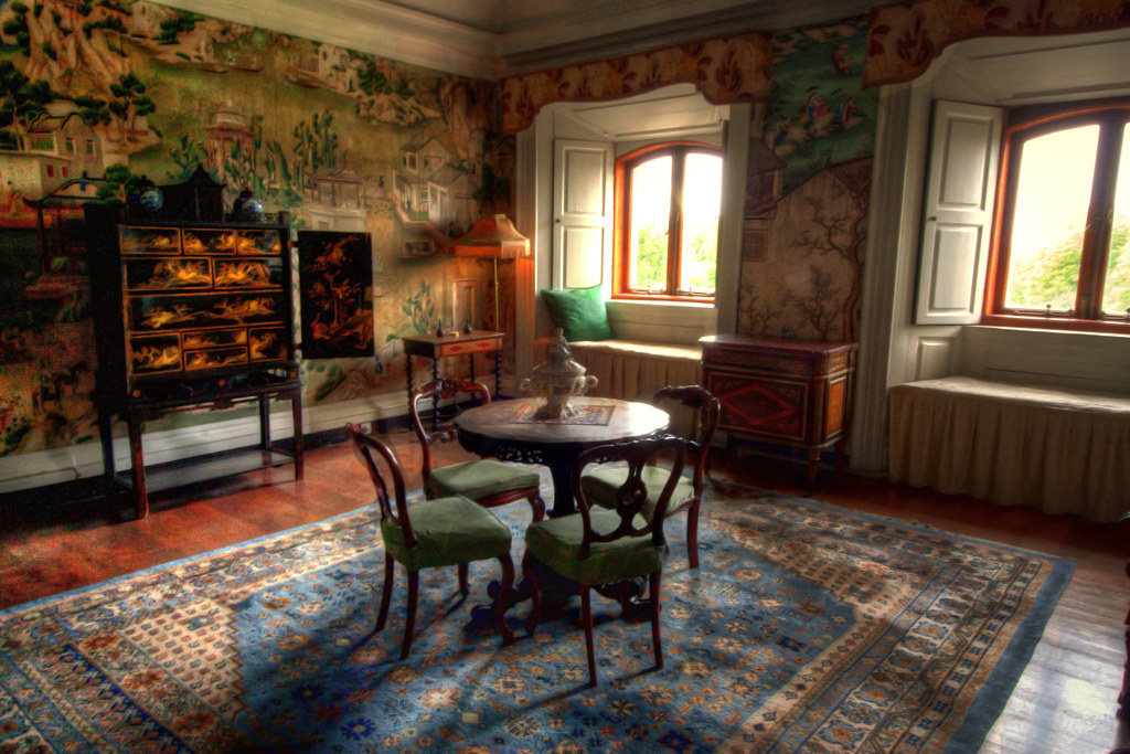 Room In Westport House