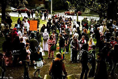 2011 Ottawa Zombe Walk