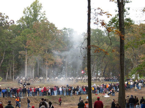 Balls Bluff Reenactment 026