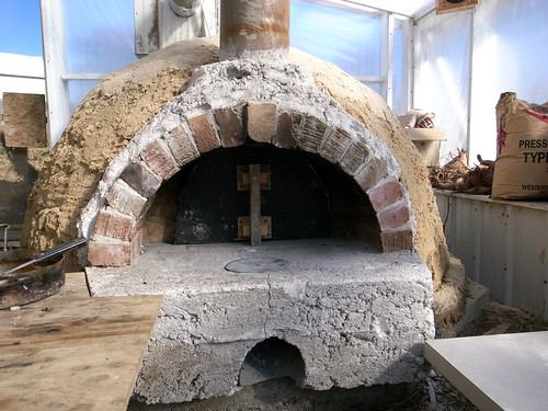 Chad S Killer Wood Fired Pizza Oven Design The Year Of