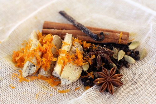 Spices for Homemade Chai Tea Concentrate