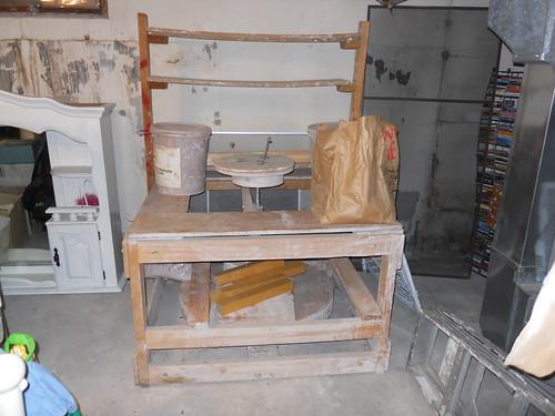 pottery wheel 001