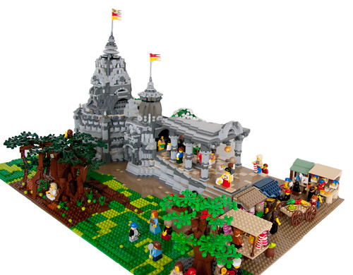 Indian Temple by anupehr