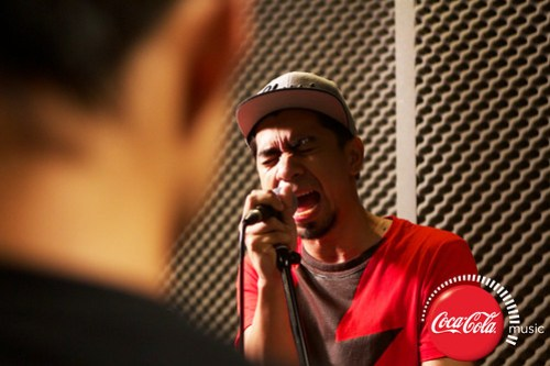 Rocksteddy and Quest at Coke Music Studio - 5