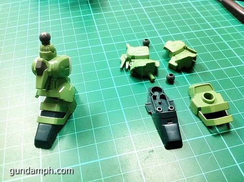 SD Kshatriya Review NZ-666 Unicorn Gundam (16)