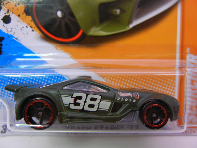 hot wheels scorcher green (2)