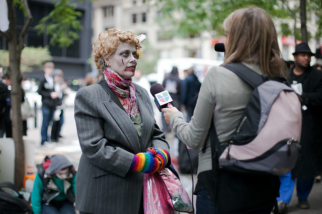 occupy wall street photo
