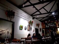 Interior, Pietrasanta Italian Restaurant, 5B Portsdown Road, Wessex Village, Singapore