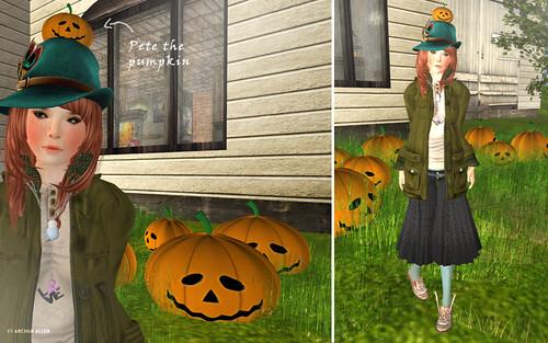 Pete The Pumpkin