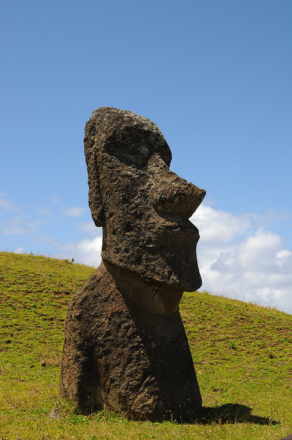 Perfil Rapa Nui