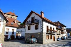 Caserío de Ezcároz, Valle de Salazar, Navarra