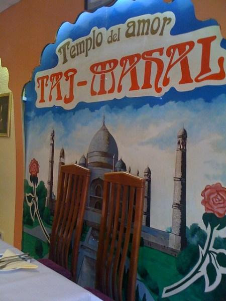 Restaurante Taj Mahal Alicante