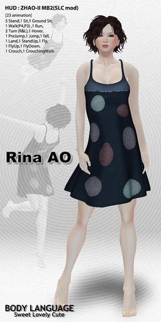 Rina AO set