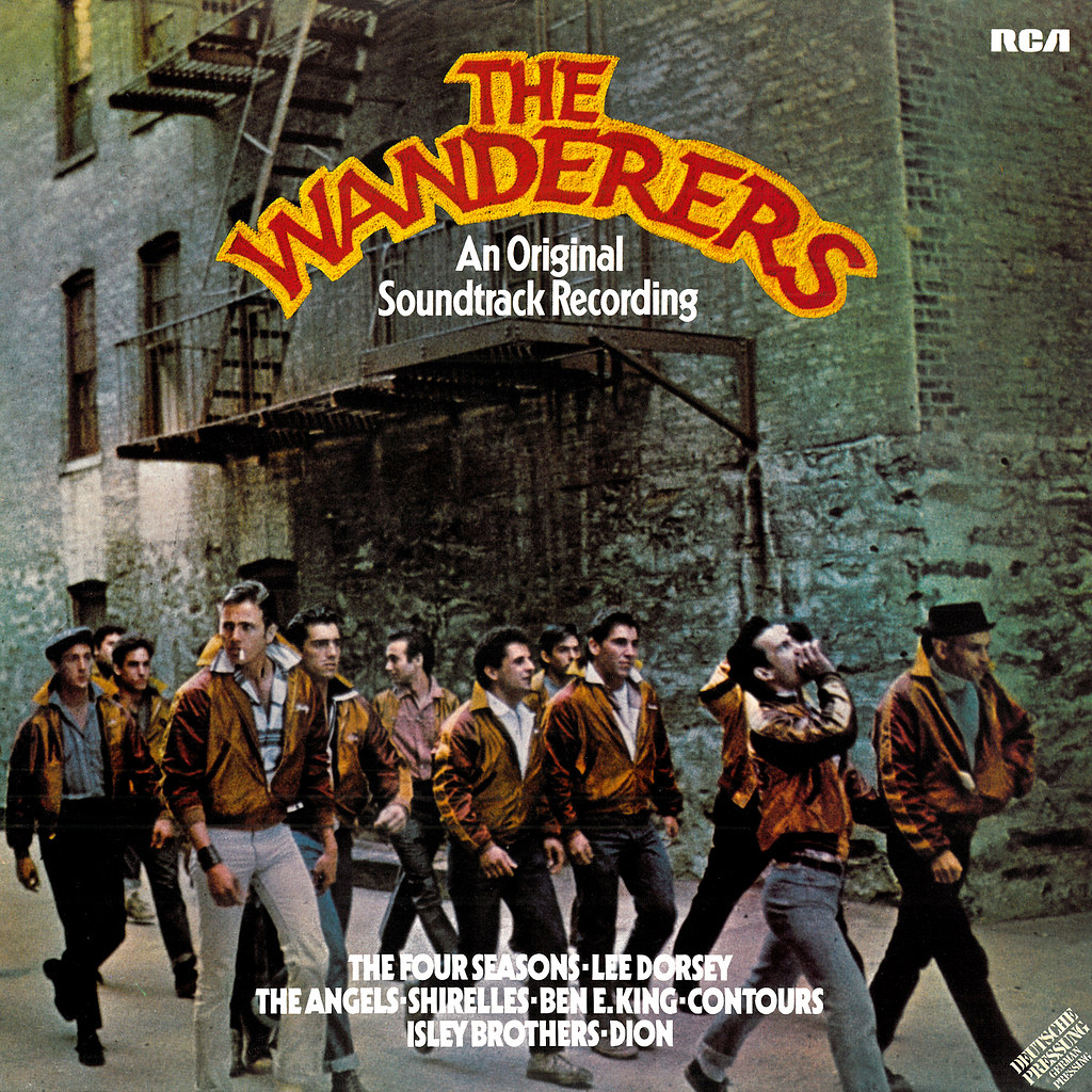 Various Artists - The Wanderers