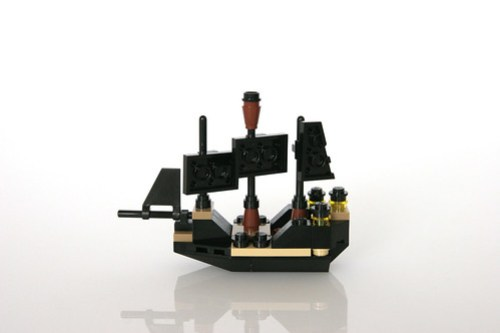 30130 MINI The Black Pearl