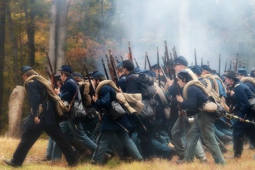 The Federal Advance