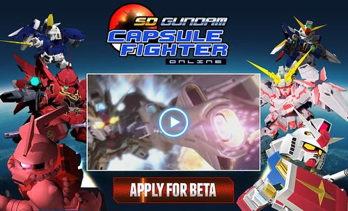 SD Gundam Online English Version (2)