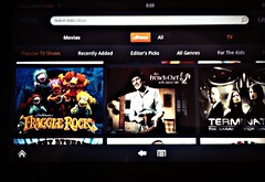 Amazon Prime Television Series - Kindle Fire