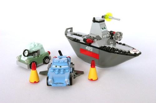 8426 Escape At Sea