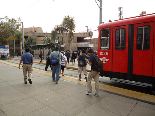 San Ysidro/Tijuana Trolley by Global Greenways