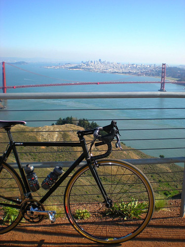 Fall in San Francisco is a beautiful thing. by boxdogbikes