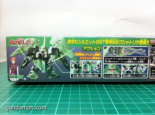 SD Kshatriya Review NZ-666 Unicorn Gundam (2)