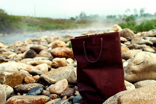 Found: gift bag