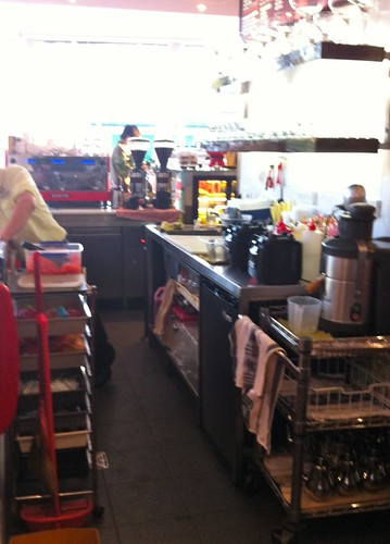 where the magic happens, window's coffee, bankstown