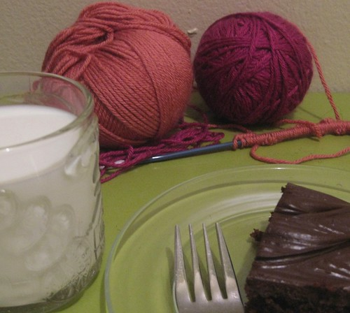 Colorwork with Cake