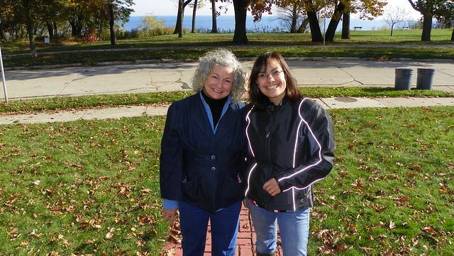 Linda Pedraza Fitzgerald and Me