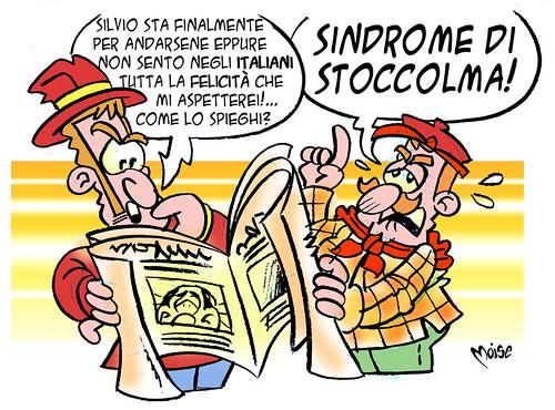Sindrome da Dopo-Silvio!
