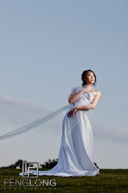 Alice's Bridal Portrait Glamour Session   Piedmont Park   Atlanta Wedding Photographer