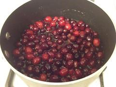 cranberry bubble bath